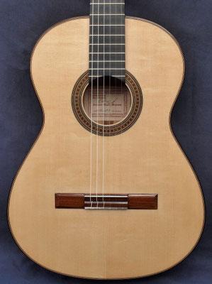 Antonio Marin Montero 2012 - Guitar 3 - Photo 6