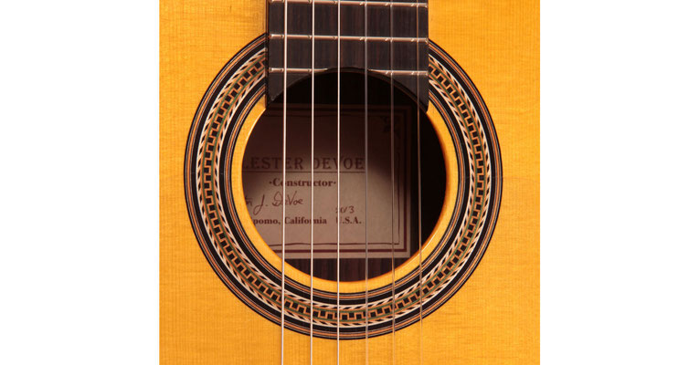 Lester Devoe 2013 - Guitar 2 - Photo 5