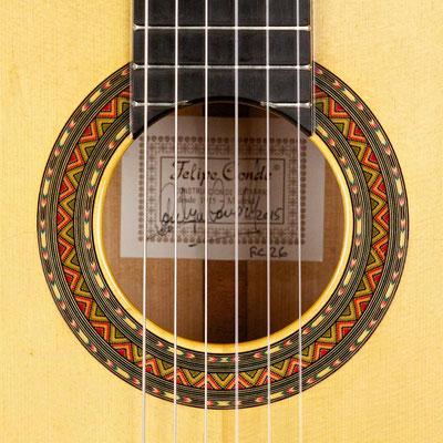 Felipe Conde 2015 - Guitar 5 - Photo 5