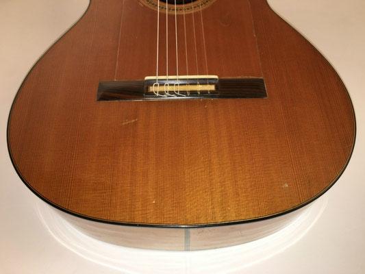 Miguel Rodriguez 1968 - Guitar 2 - Photo 29
