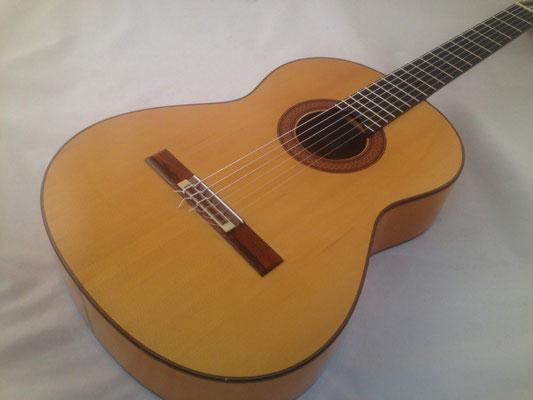Manuel Reyes 1974 - Guitar 2 - Photo 4