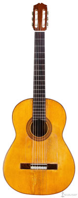 Arcangel Fernandez 1957 - Guitar 1 - Photo 2