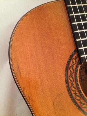 Gerundino Fernandez 1974 - Guitar 1 - Photo 5