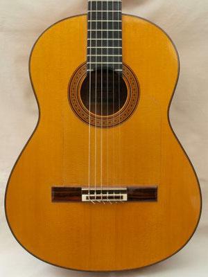 Manuel Reyes 1970 - Guitar 5 - Photo 4