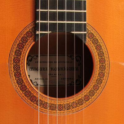 Miguel Rodriguez 1983 - Guitar 3 - Photo 1