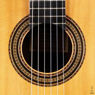 Domingo Esteso 1932 - Guitar 4 - Photo 7