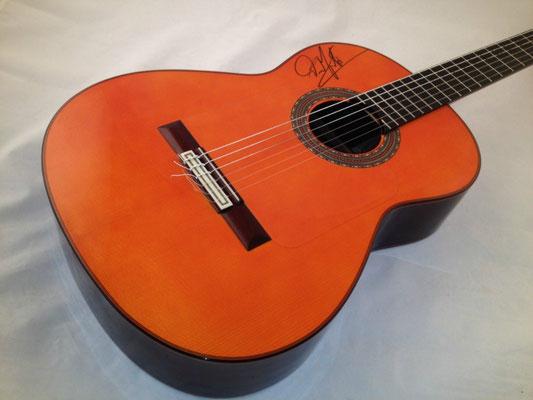 Felipe Conde 2011 - Guitar 6 - Photo 4