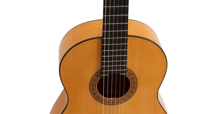 Manuel Reyes Hijo 2001 - Guitar 3 - Photo 8