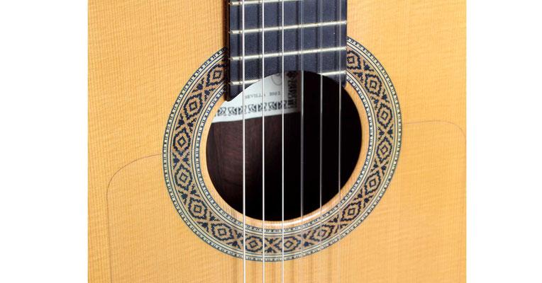 Francisco Barba 2002 - Guitar 2 - Photo 6