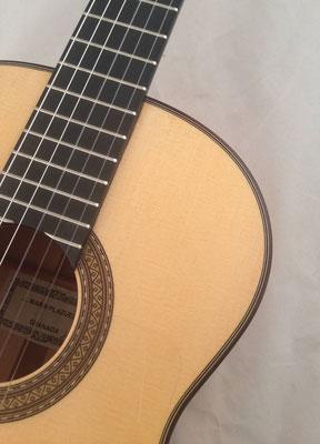 Jose Marin Plazuelo 2018 - Guitar 1 - Photo 4