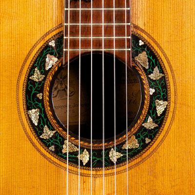 Jose Ramirez 1897 - Guitar 1 - Photo 9