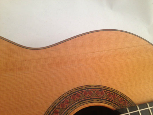 Arcangel Fernandez 1969 - Guitar 1 - Photo 9