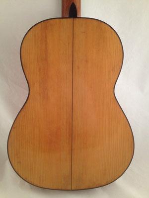 Domingo Esteso 1939 - Guitar 1 - Photo 9