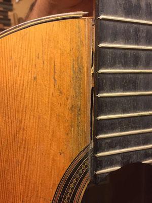 Domingo Esteso 1930 - Guitar 3 - Photo 7