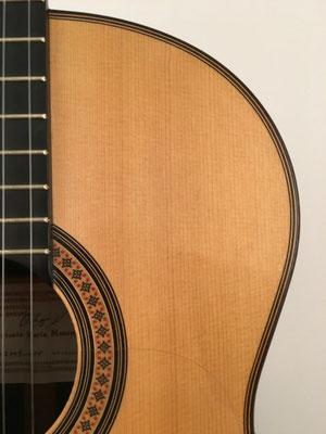 Antonio Marin Montero 2009 - Guitar 2 - Photo 22