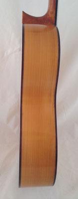 Manuel Reyes Hijo 2007 - Guitar 2 - Photo 10