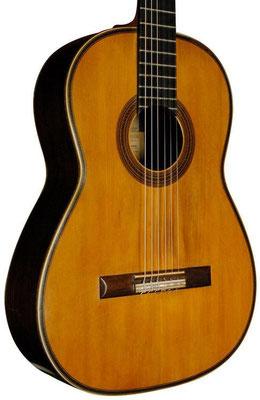 Santos Hernandez 1921 - Guitar 2 - Photo 4