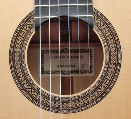 Jose Marin Plazuelo 2011 - Guitar 1 - Photo 1