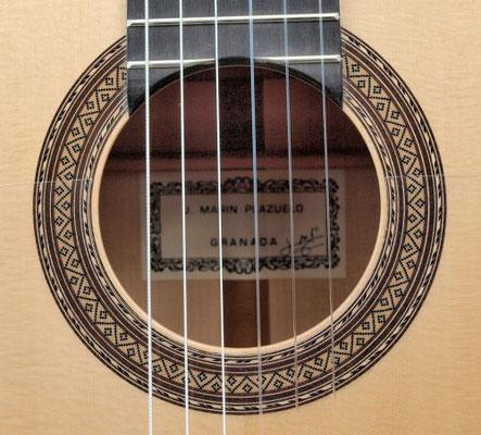 Jose Marin Plazuelo 2011 - Guitar 1 - Photo 1