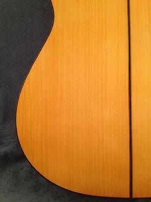 Manuel Reyes Hijo 2003 - Guitar 2 - Photo 7