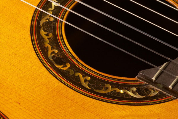 Domingo Esteso 1931 - Guitar 2 - Photo 11