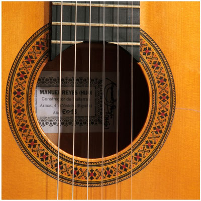 Manuel Reyes Hijo 2013 - Antonio Rey - Guitar 1 - Photo 6