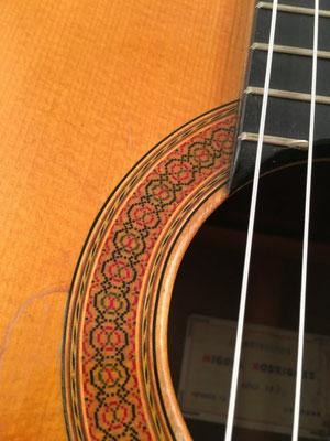 Miguel Rodriguez 1976 - Guitar 2 - Photo 6