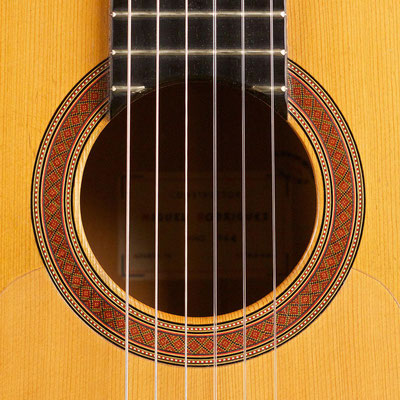 Miguel Rodriguez 1962 - Guitar 1 - Photo 3
