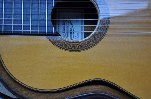Jose Lopez Bellido 2000 - Guitar 3 - Photo 12