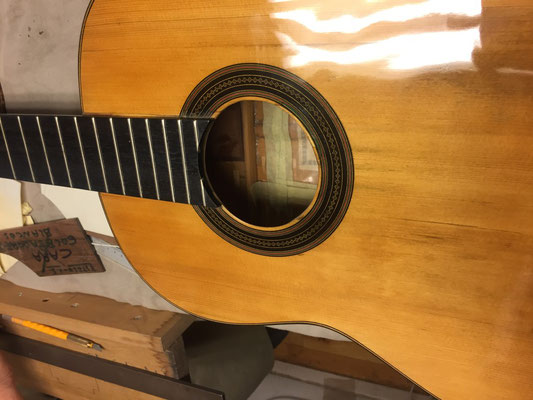 Domingo Esteso 1930 - Guitar 3 - Photo 20