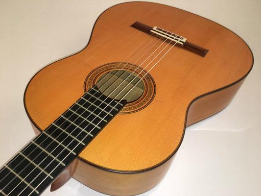 Manuel Reyes Hijo 2001 - Guitar 4 - Photo 25