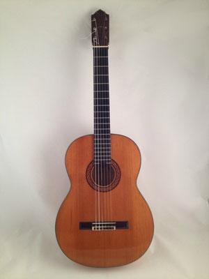 Gerundino Fernandez 1974 - Guitar 1 - Photo 25