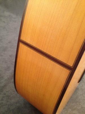 Manuel Reyes Hijo 2003 - Guitar 2 - Photo 21