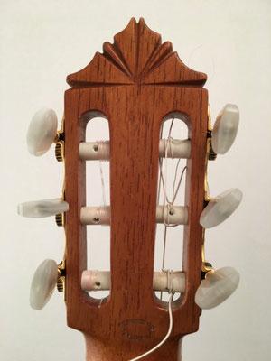 Gerundino Fernandez 1976 - Guitar 2 - Photo 29