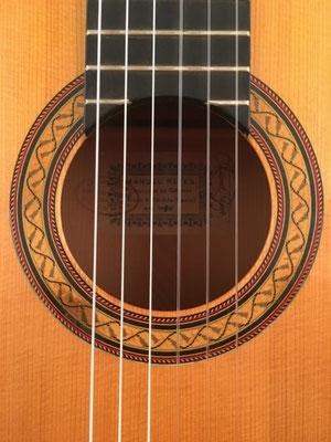 Manuel Reyes 1994 - Guitar 3 - Photo 3