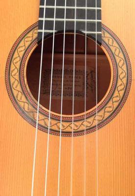 Manuel Reyes 1994 - Guitar 2 - Photo 5