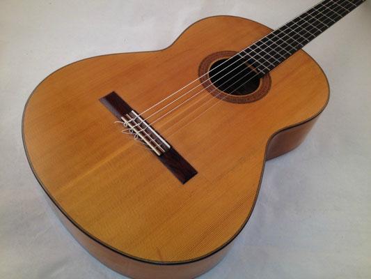 Francisco Barba 1988 - Guitar 1 - Photo 4