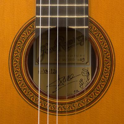 Jose Ramirez 2009 - Guitar 2 - Photo 1