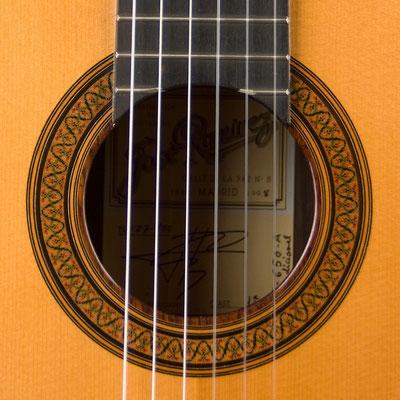 Jose Ramirez 1998 - Guitar 2- Photo 6
