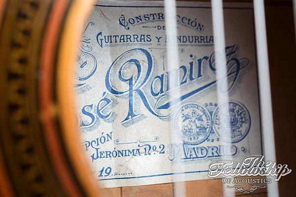 Jose Ramirez 1956 - Guitar 2 - Photo 10
