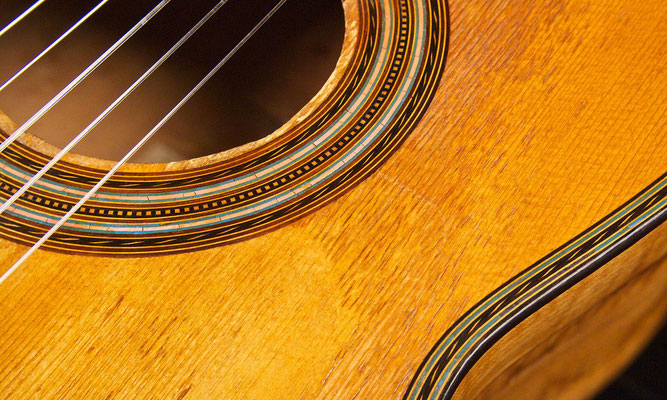Antonio de Torres 1862 - Guitar 1 - Photo 5