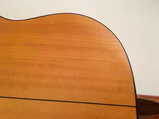 Manuel Reyes Hijo 2001 - Guitar 4 - Photo 13