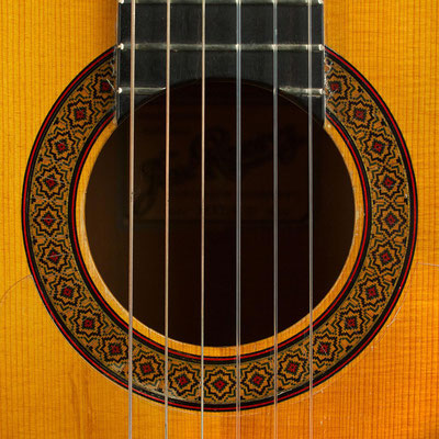 Jose Ramirez 1960 - Guitar 5 - Photo 4