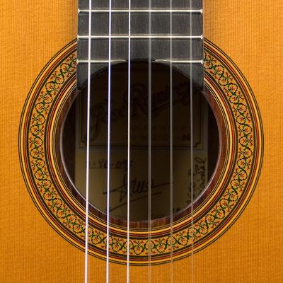 Jose Ramirez 2006 - Guitar 3 - Photo 7