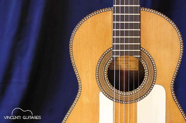 Manuel Ramirez 1910 - Guitar 3 - Photo 4