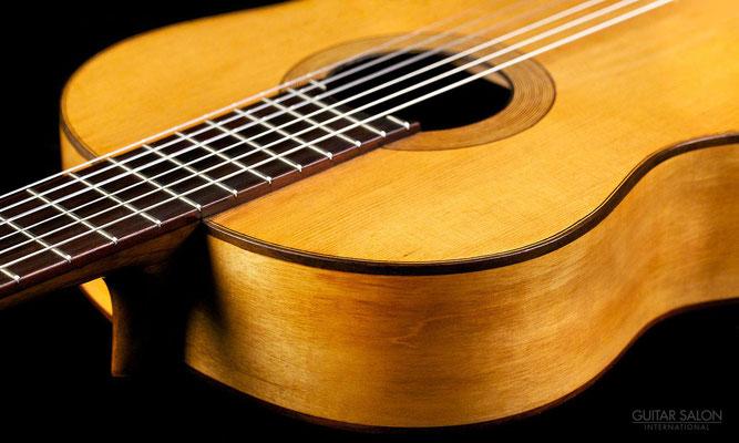 Manuel Ramirez 1903 - Guitar 1 - Photo 4