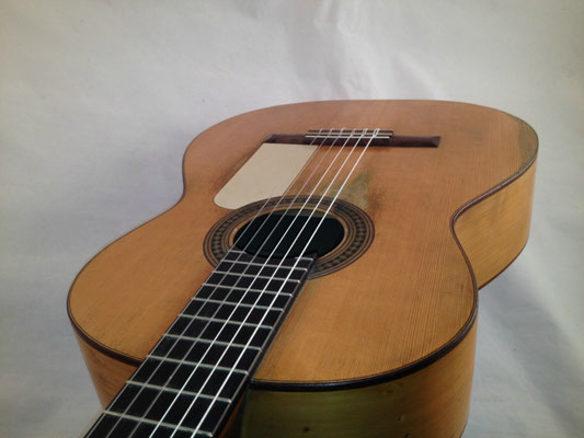 Santos Hernandez 1930 - Guitar 1 - Photo 8