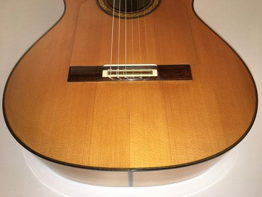 Manuel Reyes 1994 - Guitar 3 - Photo 11