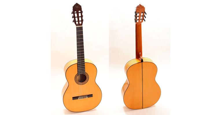 Gerundino Fernandez 2001 - Guitar 1 - Photo 2