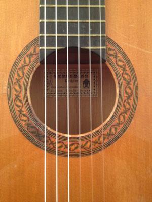 Gerundino Fernandez 1977 - Guitar 1 - Photo 1